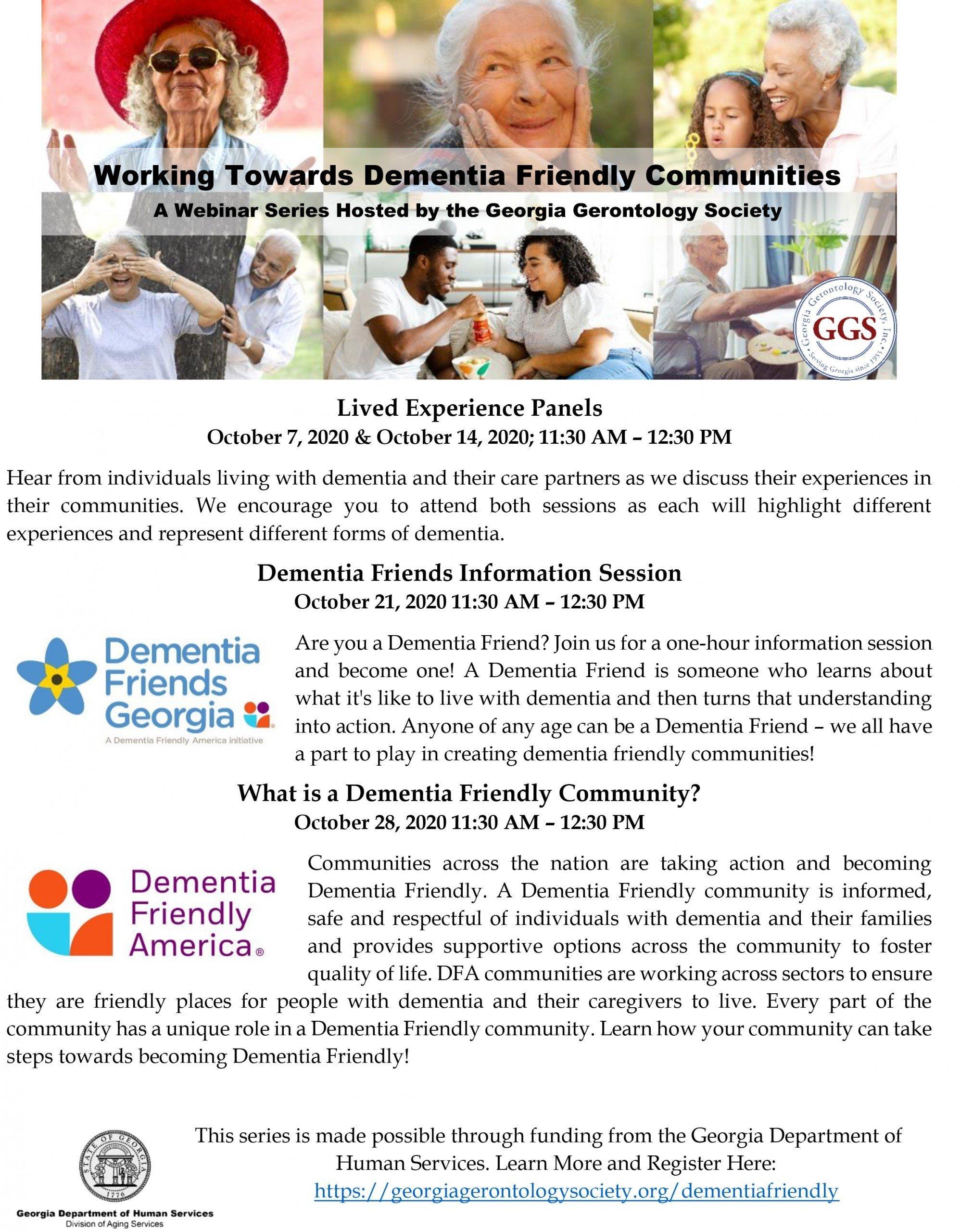 Dementia Friendly Workshop