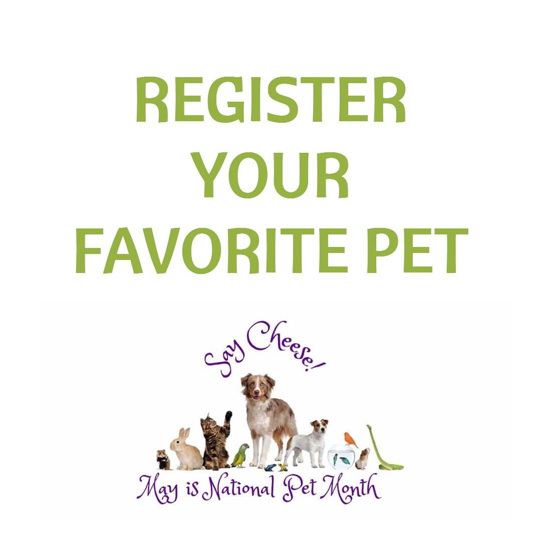 Register Pet